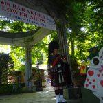 Let's Enjoy!  BARAKURA Flower Show 2016 ‼
