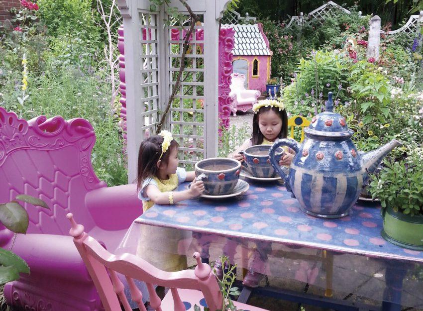 アリスの庭 img
