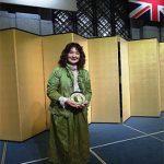 2014年 日英協会賞をケイ山田が受賞