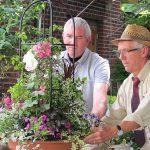 世界で最もバラを識るイアン・リマー氏 来園