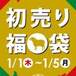 2015 新春初売り・福袋