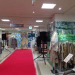 丸広百貨店川越店2階 バラ色の暮しショップ 「ケイ山田、2015年スプリングフェア」開催中!