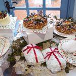 バラクラのホームメイドケーキ <英国伝統のクリスマスの味>をお届け