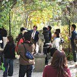 8月14日 本日のガーデン代表 山田裕人による『ガーデンツアー』スケジュール