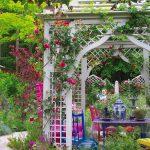 アリスの庭で思い出の写真を撮りませんか