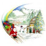 『バラクラのクリスマス』 ランチ付 6,000円のお得な日帰りバスツアー 受付状況のご案内