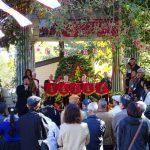10月7日(水) 「バラクラの収穫祭 ハーベストフェスティバル2015」本日開幕しました