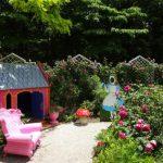 新たなテーマガーデン『不思議の国のアリスの庭』 思い出の写真を撮影します