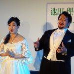 7月11日(土) 『池田理代子さん&村田孝高さんのガーデンコンサート』 ご予約好評受付中です!