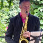 25th BARAKURA Aniversary  Summer Music 2015  Top UK  Saxophonist  STEVE TURNER