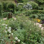 標高1000mの英国庭園~バラの見頃は6月中下旬~7月上中旬です