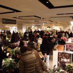 阪急うめだ本店 「ケイ山田の世界展 – 春の花と寄植えの芸術 -」あす17日18:00まで