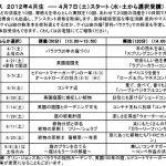 スクール恵比寿校、心斎橋校、神戸校 本科・研究科コース 4月生募集中