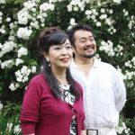 池田理代子(オペラ歌手・ベルサイユのばら作者)ガーデンコンサート&ティーパーティ