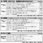 【春のガーデニング講座】締め切り間近 ご予約はお早めに!!
