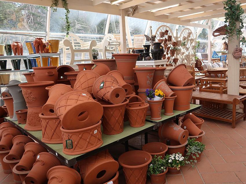 寄植えに最適な鉢