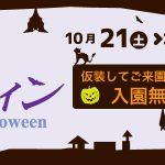 バラクラハロウィン2017 10月21日(土)~31日(火)