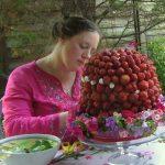 """6/1~6/3  """"Queen of Cake"""" Hannah Miles 来園! ~ラグジュアリーなアフタヌーンティーをお楽しみください~"""