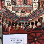本日より26日(日)までペルシャ絨毯の店『シャローム』出店