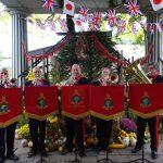 世界的にも有名な軍楽隊 Royal Marines Band の演奏会
