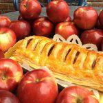 今秋獲れ【信州産紅玉りんごのアップルパイ】