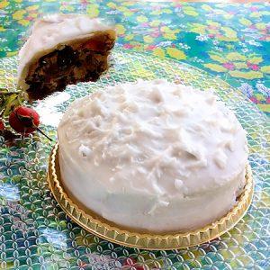 クラシッククリスマスケーキ