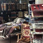 鎌倉よりペルシャ絨毯専門店「シャーロム」出店中です。24日まで