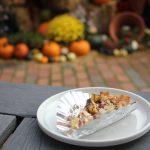 秋のケーキのご紹介