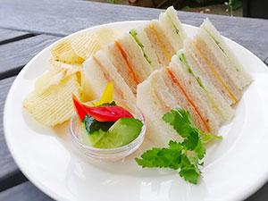 バラクラ サンドイッチ