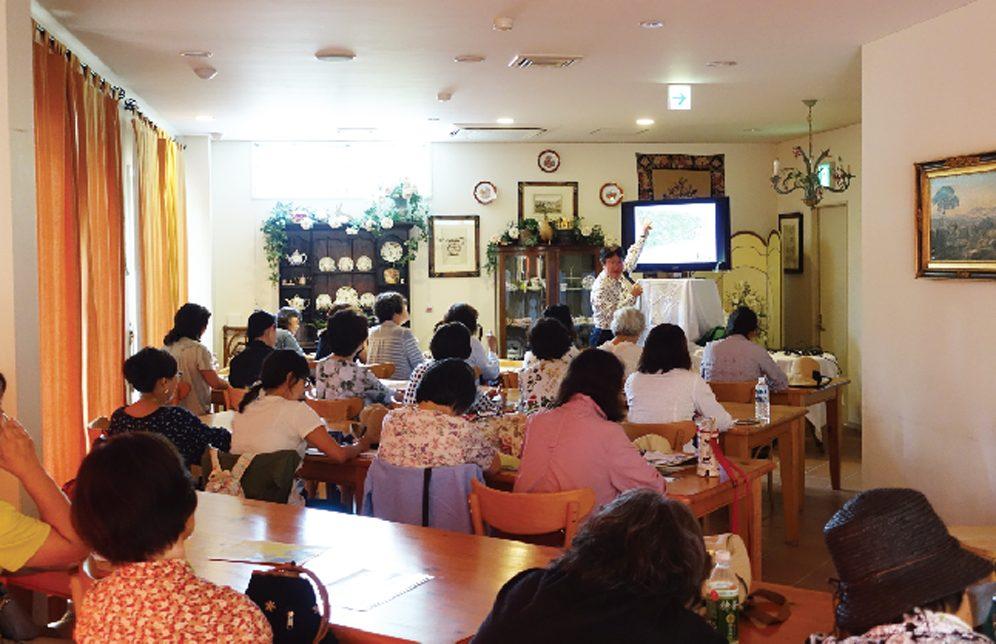 ガーデニングスクール 講義