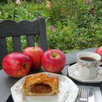 今秋のアップルパイは シナノドルチェ。 いよいよ10月からは…