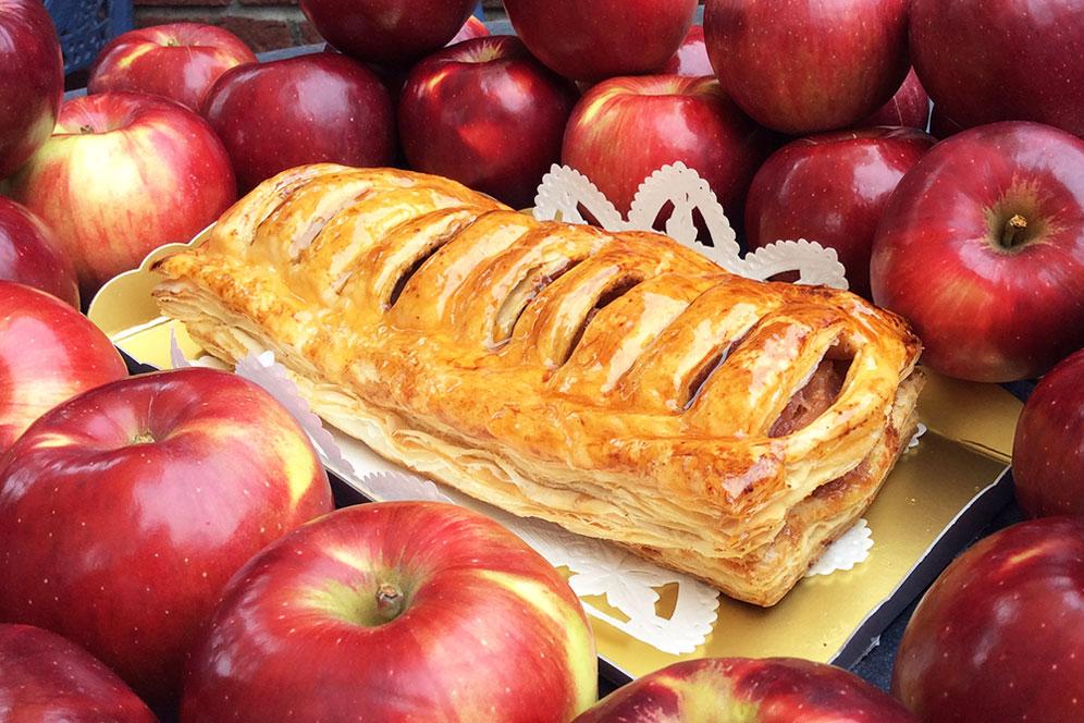 ハーベストフェスティバル アップルパイ