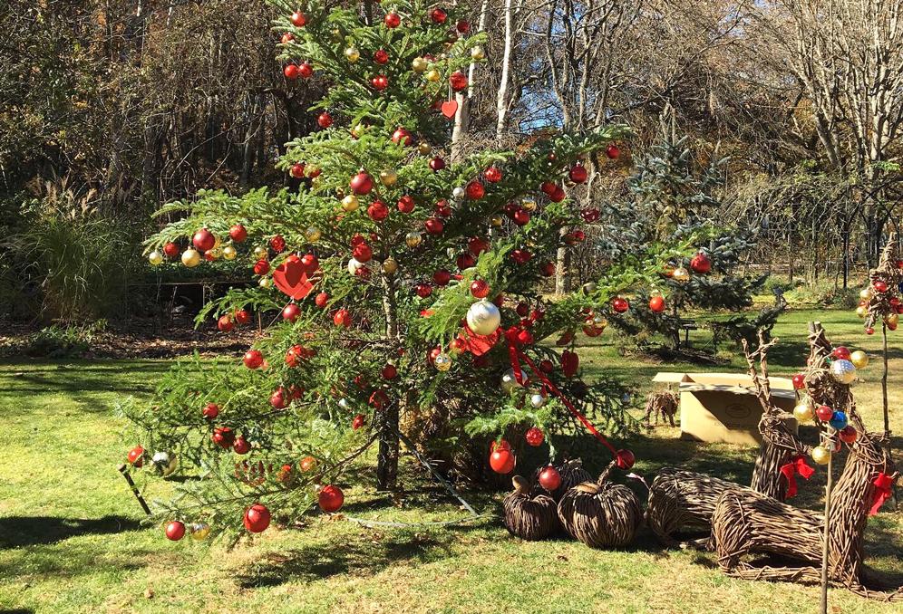 バラクラクリスマス ツリー