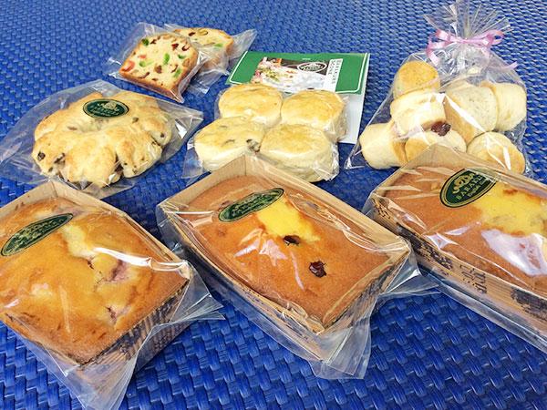 オリジナル手作り焼き菓子