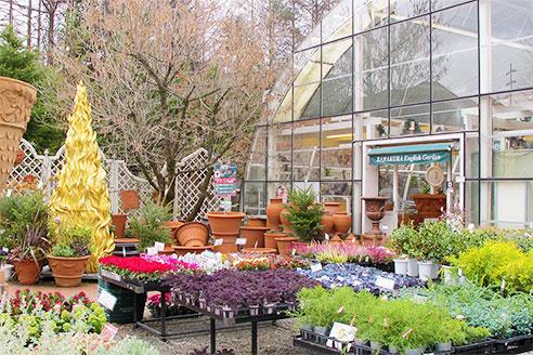 ガーデン・センター