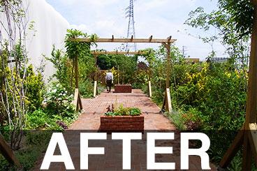 愛知県 H様邸ガーデン施工例アフター